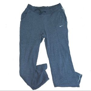 Nike work out pants women's size small
